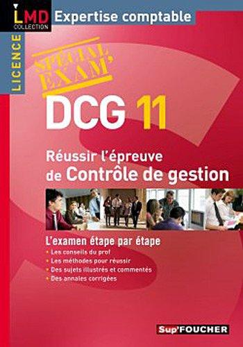 DCG 11: Réussir l'épreuve de Contrôle de gestion