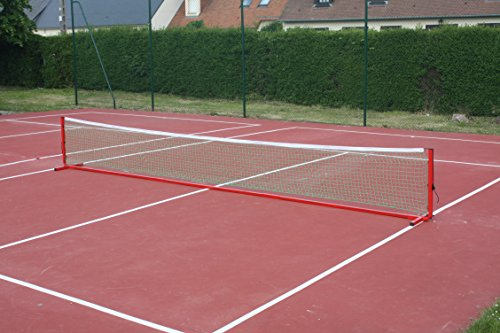 Jeu de mini tennis mobile 6m sans filet