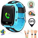 Smart Watch for Kids, GPS Tracker Micro Sim Card Support Smart Phone Control