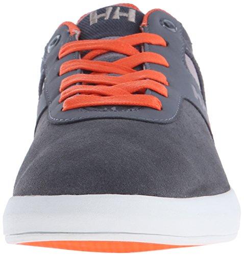 Helly Hansen Bowline, Chaussures de Sport Homme Rouge / noir (964 anthracite / ébène / gris moyen)