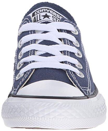 Converse Chuck Taylor All Star Junior Seasonal Ox 15762 Unisex - Kinder Sneaker Blau (Navy Blue)