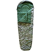 Kombat UK   Unisex Outdoor Military Sleeping Bag available in Btp (British Terrain Pattern) - One Size
