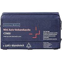 Holthaus Medical Mini COMBI Verbandtasche Erste-Hilfe Verbandskasten, KFZ, DIN13164, Warndreieck preisvergleich bei billige-tabletten.eu