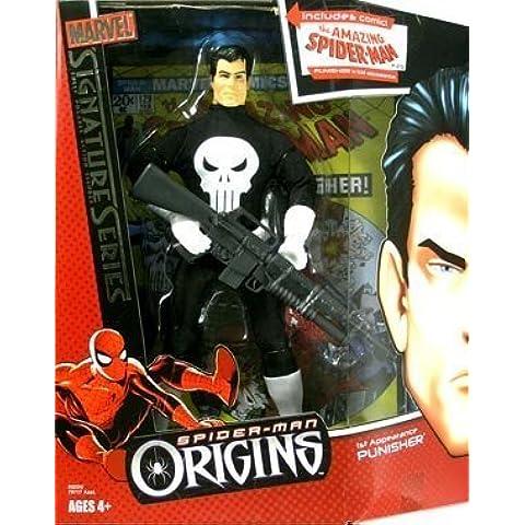 Spiderman Origins Signature Series 1st Appearance Punisher by Spider-Man - Signature Series Spider