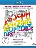 Joseph and the amazing technicolor dreamcoat [Blu-ray]