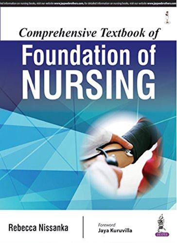 Comprehensive Textbook Of Foundation Of Nursing