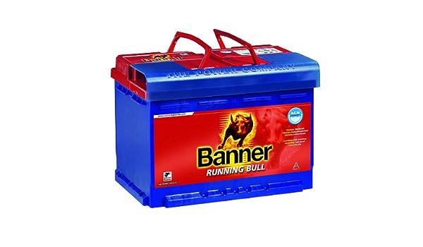 Banner Autobatterie Running Bull 70ah 57001 Elektronik