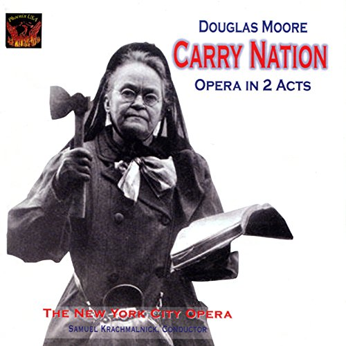 Carry Nation: