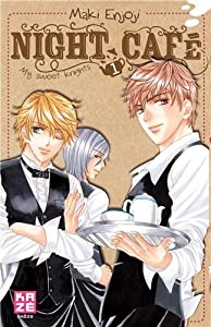 Night Café - My Sweet Knights Edition simple Tome 1