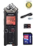 Best Tascam Memory Cards - Tascam Dr-22Wl Portable Handheld Recorder With A Free Review
