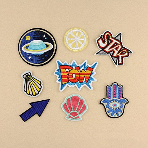 set-of-8pcs-embroidery-outer-space-sew-iron-on-patch-badge-bag-clothes-fabric-applique-diy-motif