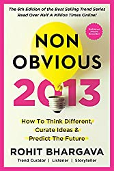 The 2013 Non-Obvious Trend Report: 15 Surprising New Trends Changing  How We Buy, Sell or Believe Anything (The Non-Obvious Trend Report) (English Edition)