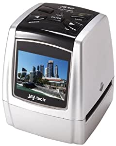 Jay-tech FS170 Scanner de diapositive et négatif 35 mm SD / 10 mégapixels / 3600dpi (Import Allemagne)