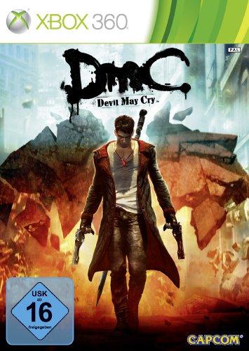 DmC - Devil May Cry - [Xbox 360] Xbox 360 Spiele Für Kinder
