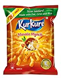 #4: Kurkure Snacks, Masala Munch, 100g