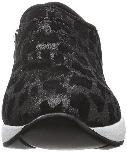 Fiorucci Fdab009, Sneaker Basse Donna Nero (Nero (Nero))