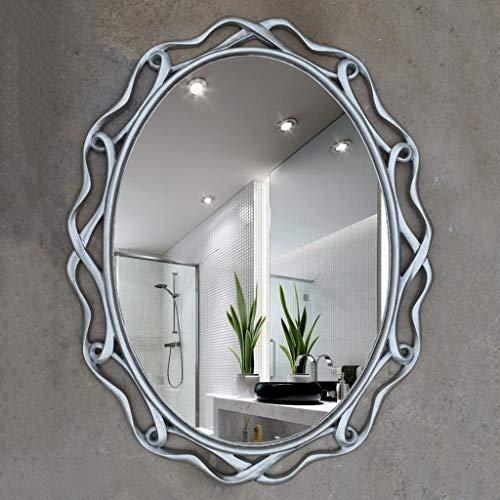 Cuarto baño Espejo pared Espejo vanidad Espejo maquillarse
