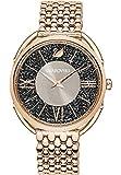 Swarovski Crystalline Damen-Armbanduhr 35mm Armband Edelstahl Quarz 5452462