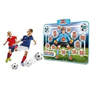 Dujardin 41304 football challenge jeux et for Dujardin jouet