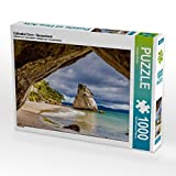 Cathedral Cove - Neuseeland 1000 Teile Puzzle quer