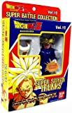 Dragonball Z Bandai Japanese Super Battle Collection Action Figure Vol. 12 Super Saiyan Trunks by Super Battle Collection
