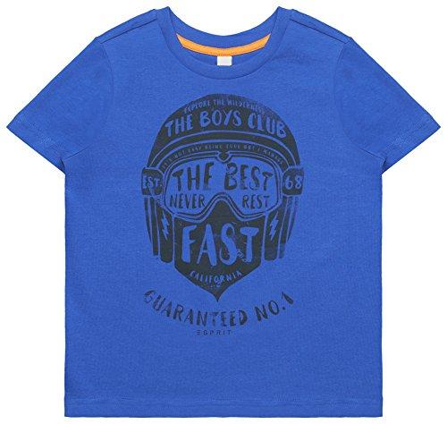 ESPRIT Jungen T-Shirt RL1031403, Blau (Ocean 402), 92 (Herstellergröße: 92/98)