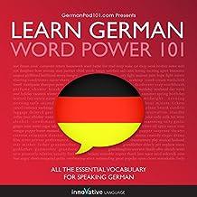 Learn German: Word Power 101: Absolute Beginner German #4