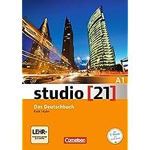 Studio 21 A1 Libro de curso y ejercicios (Incluye CD)