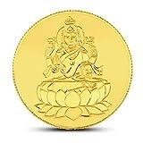 CaratLane 20 grams 24K Yellow Gold Laksh...