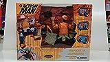 Action Man ALPINISTA Rock Climber Hasbro 10215