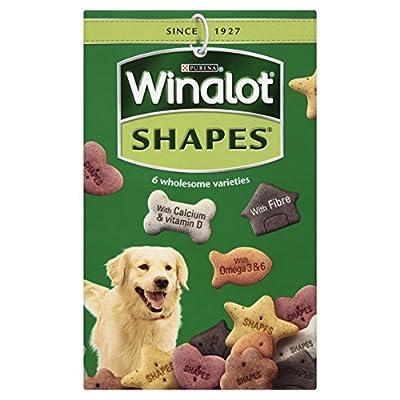 Winalot Shapes Dog Food, 800 g