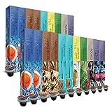 SanSiro No. 1 - Nespresso® kompatible Teekapseln Tee Mega Selection Box- 200 Teekapseln