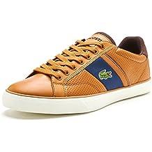 Lacoste - Zapatillas para Hombre Marrón marrón