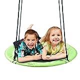 Nestschaukel, Schaukel Swing Kind Plattform Schwingen Garten-Schaukel Kit 150 kg Belastbar