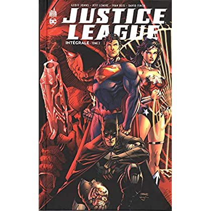 Justice League, Intégrale Tome 2 :