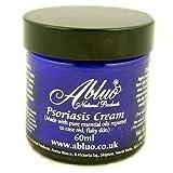 Crema de Psoriasis Abluo 60 ml producto eccema problema de la piel del cuerpo Beauty de curación