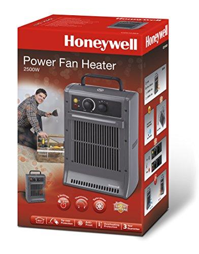 51tfI9usXhL - Honeywell Heavy Duty Heater - Grey