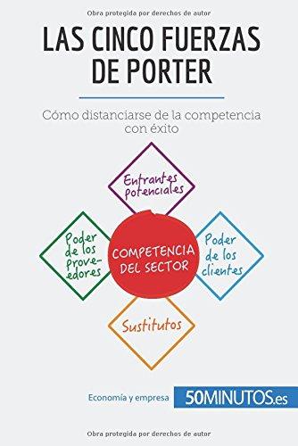 Las cinco fuerzas de Porter: Cómo distanciarse de la competencia con éxito por 50Minutos.es