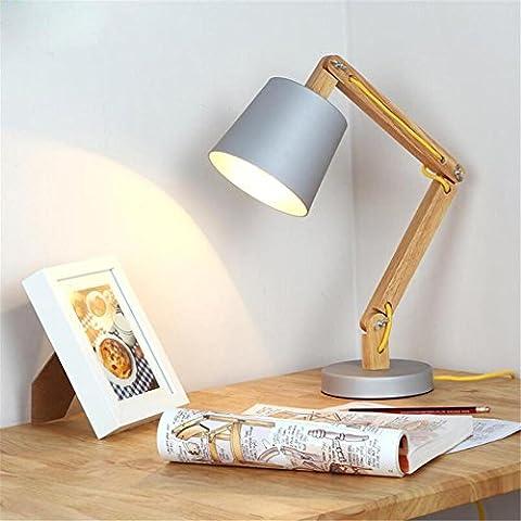 Modern Personality Creative Living Bedroom Bedroom Lampe de chevet (Ce produit No fournir ampoule)