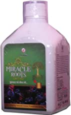 Nom Trd Ayurved Miracle Roots Helps To Fight Against Cancer (500 ml)