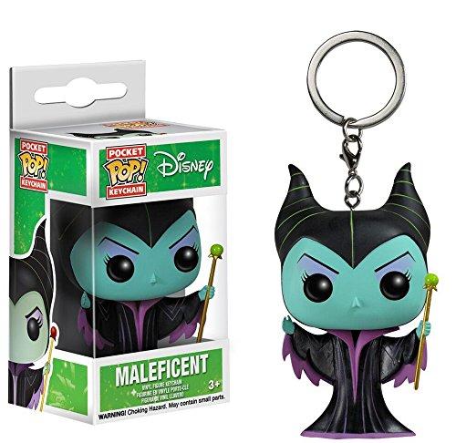 Disney - Pocket Pop - Vinyl Schlüsselanhänger - Maleficent