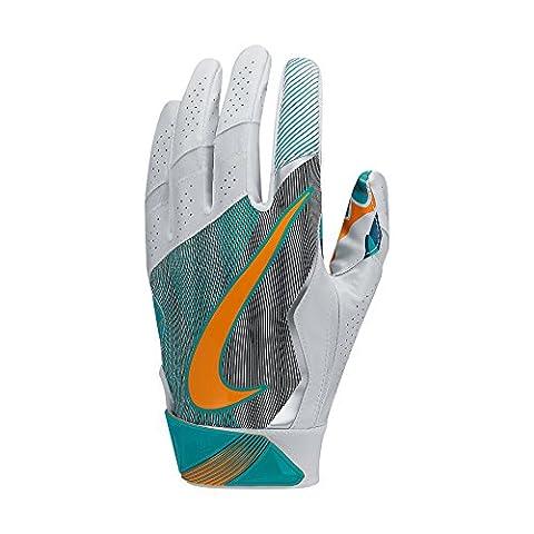 Nike Vapor Jet 4 On-Field (NFL Dolphins) Gants de Football