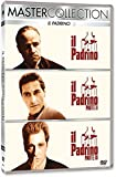 il padrino collection (master collection) (3 dvd) registi francis ford coppola [Italia]