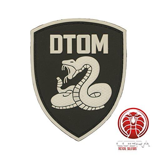 Don't Ein Kostüm Haben - Cobra Tactical Solutions Military PVC Patch