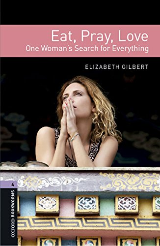 Eat, Pray, Love : One Woman's Search for Everything (2CD audio)