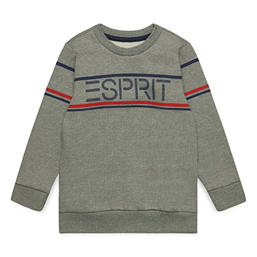 Esprit Kids Sweat Shirt For Boy, Sudadera para Niños, Gris (Dark Heather  Grey f317474d781