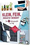 Klein, fein, kreativ genäht - Mit Schnittmusterbogen in Originalgröße: Über 45 Lieblingsprojekte aus Stoff