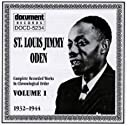 Complete Works 1 by St. Louis Jimmy Oden
