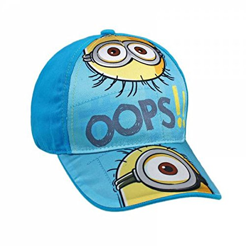 Minions – Gorra de algodón para niños