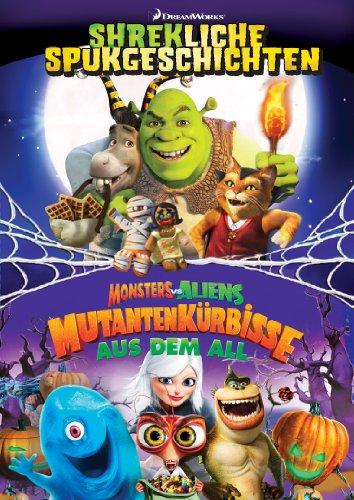 Shrek Halloween - Shrekliche Spukgeschichten - Monster und Aliens: